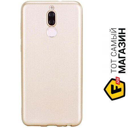 Чехол T-Phox Shiny TPU для Huawei Mate 10 Lite, gold | Seven.Deals
