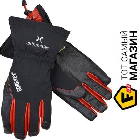 Перчатки Extremities Glacier Glove GTX M, black/red (22GTWR2M)   Seven.Deals