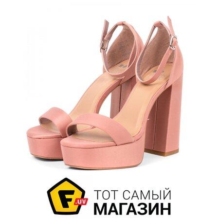 Босоножки Even & Odd 4054789802290 38EU, pink   Seven.Deals