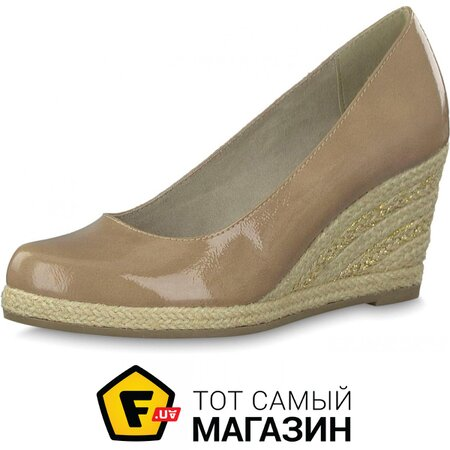 Туфли Marco Tozzi 4055161887850 41EU, beige | Seven.Deals