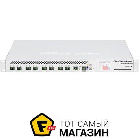 Маршрутизатор Mikrotik CCR1072-1G-8S+ | Seven.Deals