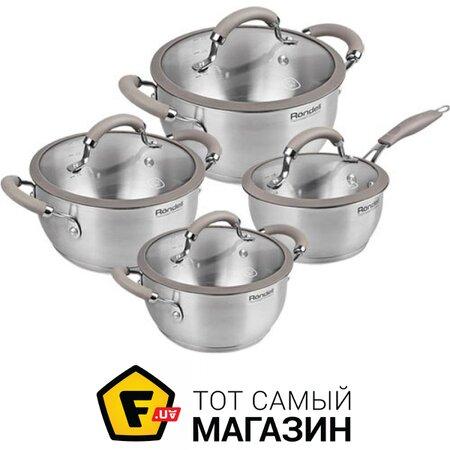 Набор Посуды Rondell Balance 8пр. (RDS-756) | Seven.Deals