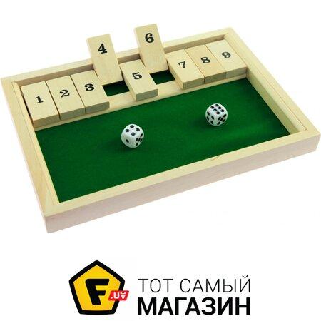 Настольная Игра Goki Мастер счета для одного (WG175) | Seven.Deals