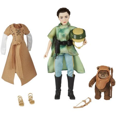 Hasbro Star Wars Forces of Destiny Endor Adventure Action Figures Pack | Seven.Deals
