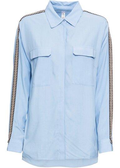 Блузка удлиненного покроя (466510)   Seven.Deals